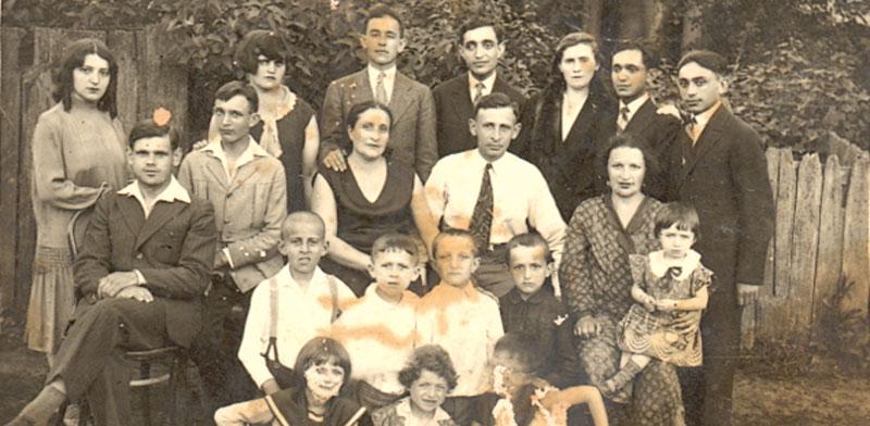 Wedding Part in Plotnitsa, 1931 ed   / צילום: תמונה פרטית