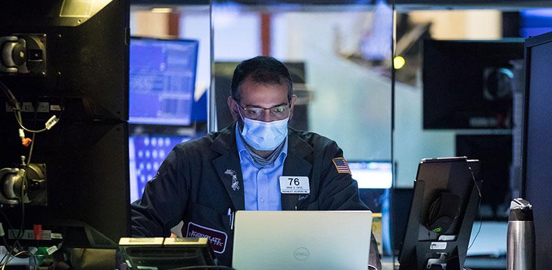 רצפת המסחר בבורסת ניו יורק / צילום: רויטרס