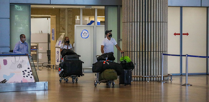 Ben Gurion airport  / Photo: Shlomi Yosef , Globes