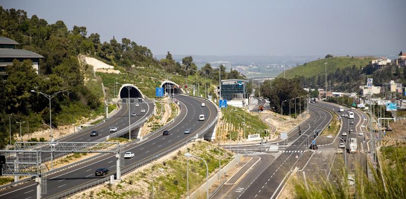 כביש 6 חוצה צפון. ציר תנועה ראשי בין המרכז לצפון / צילום: באדיבות כביש 6 חוצה צפון