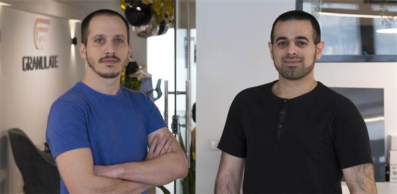 Asaf Ezra and Tal Saiag  / Photo: Granulate