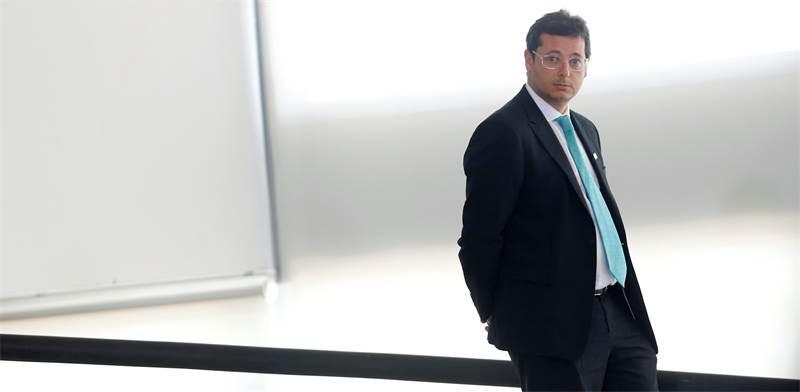 פאביו ויינגרטן, המזכיר לענייני תקשורת של נשיא ברזיל / צילום: Adriano Machado, רויטרס