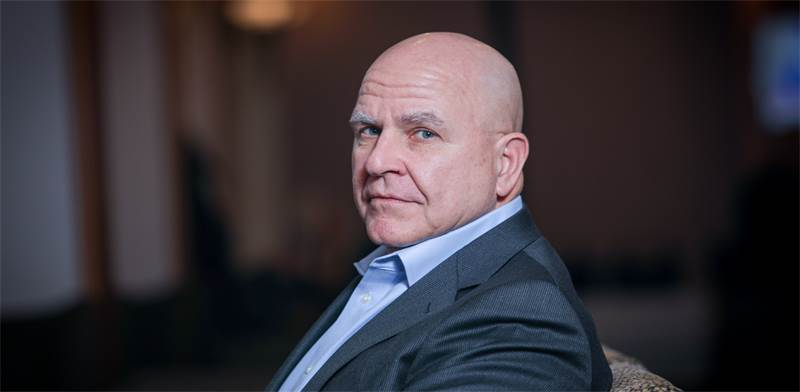 הרבט מקמסטר, לשעבר היועץ לביטחון לאומי בבית הלבן / צילום: שלומי יוסף, גלובס