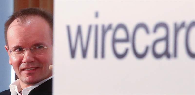 """מרקוס בראון, מנכ""""ל וויירקארד / צילום: Michael Dalder, רויטרס"""