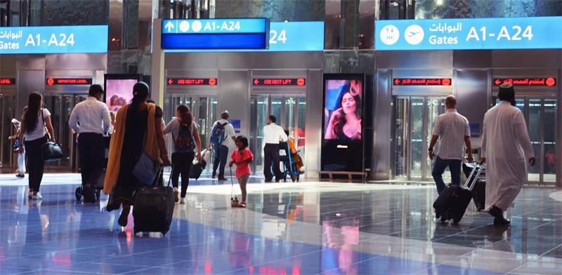 Dubai airport  / Photo: Shutterstock