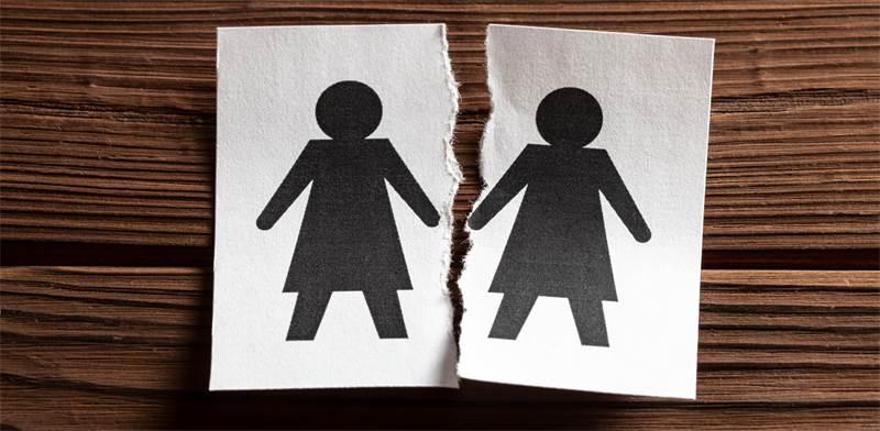 פרידה של זוגות חד-מיניים / אילוסטרציה: שאטרסטוק