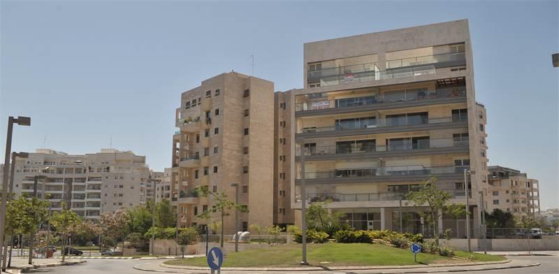 בנייה בגוש הגדול בתל אביב / צילום: תמר מצפי, גלובס