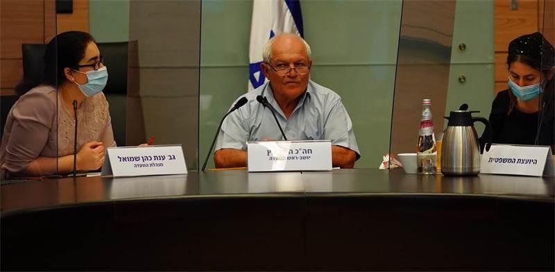 """ח""""כ חיים כץ / צילום: עדינה ולמן, דוברות הכנסת"""