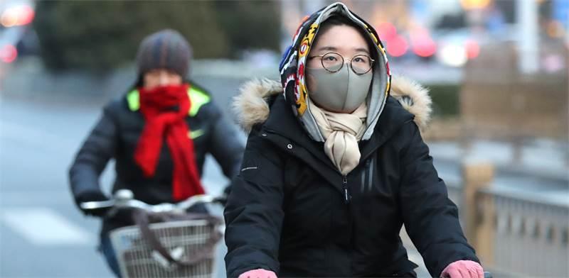 התפרצות וירוס הריאות המסתורי בסין / צילום: Koki Kataoka, רויטרס