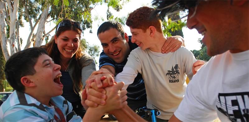 פעילות של עמותת בית הגלגלים / צילום: בית הגלגלים