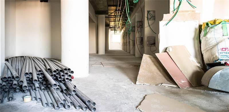 פרויקט My Office - חללי עבודה באשדוד / צילום: יוסי כהן