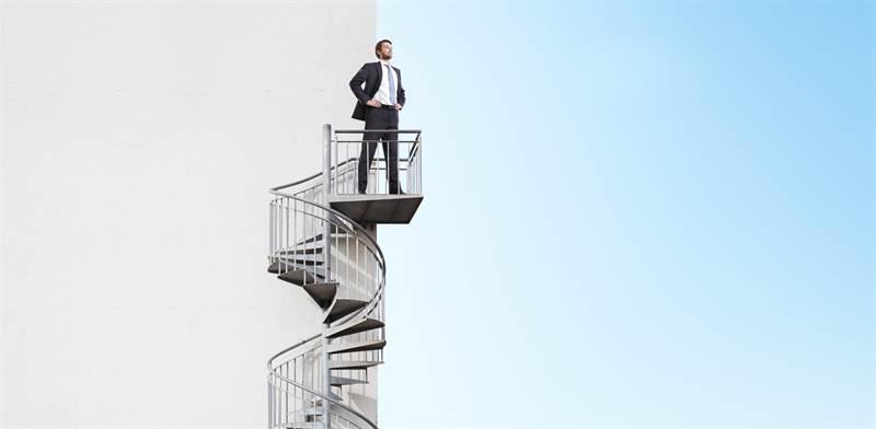 """מטפסים על סולם האג""""ח / אילוסטרציה: שאטרסטוק"""