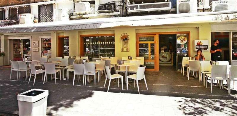 סניף של רשת וניליה / צילום: אמיר מאירי, גלובס