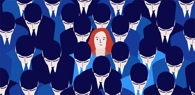 תת ייצוג של נשים / איור: יעל שינקר, גלובס