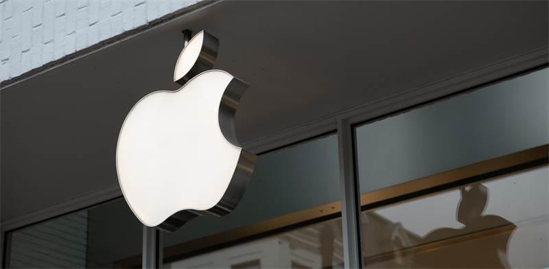 חנות אפל / צילום: גרם סלואן, רויטרס