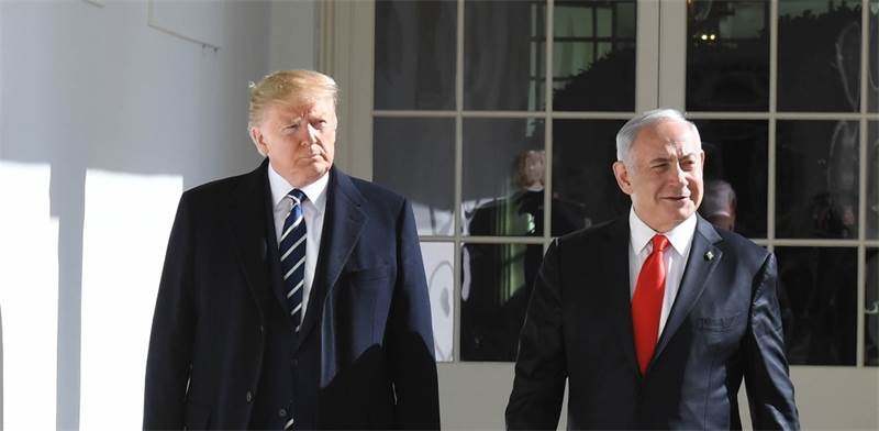Donald Trump, Benjamin Netanyahu / Photo: Kobi Gidon, GPO