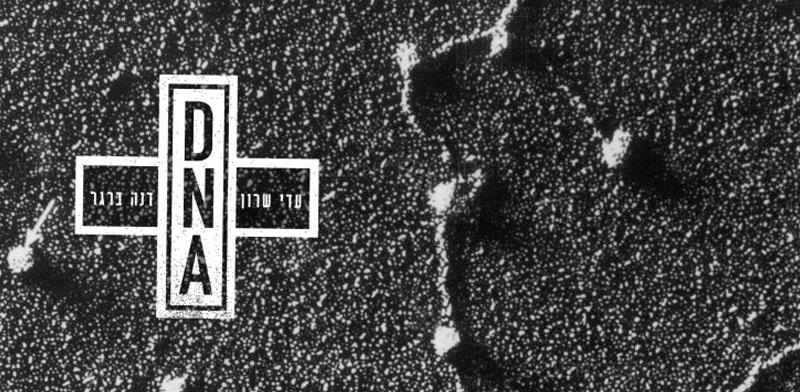 """עדי שרון ודנה ברגר - """"DNA""""  / צילום: עטיפת האלבום"""