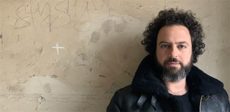 אסף אוני, ברלין / צילום: תמונה פרטית