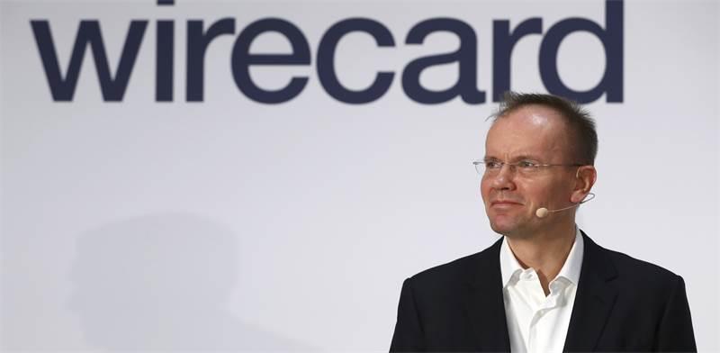 """מרקוס בראון, מנכ""""ל Wirecard / צילום: Matthias Schrader, AP"""