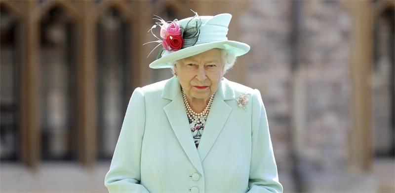 המלכה אליזבת / צילום: Chris Jackson, AP