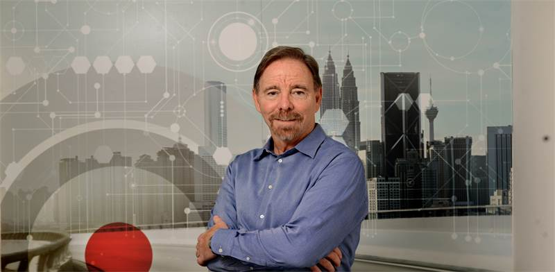 """כריס וולף, מנכ""""ל פוורפליט  / צילום: איל יצהר, גלובס"""