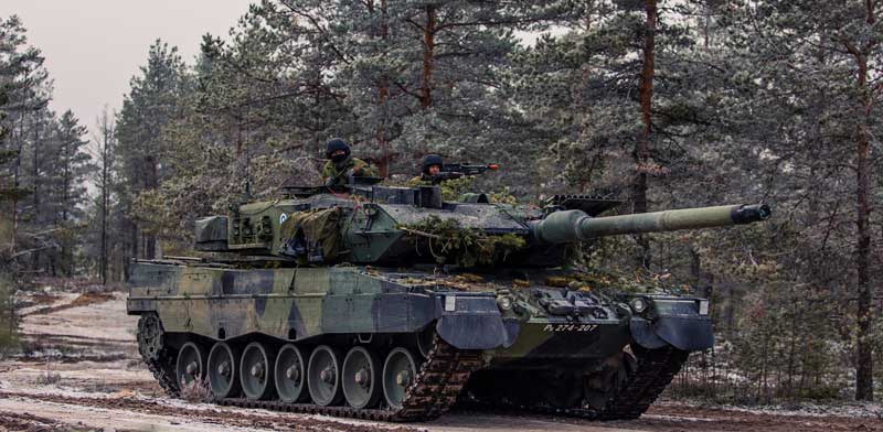 Leopard Main Battle Tank