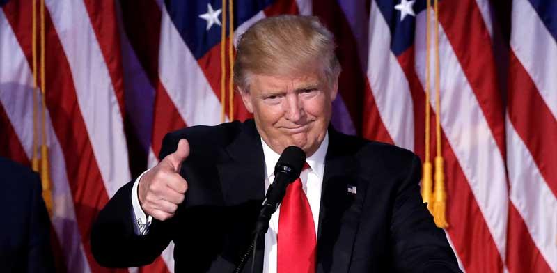 טראמפ / צילום: רויטרס - Mike Segar