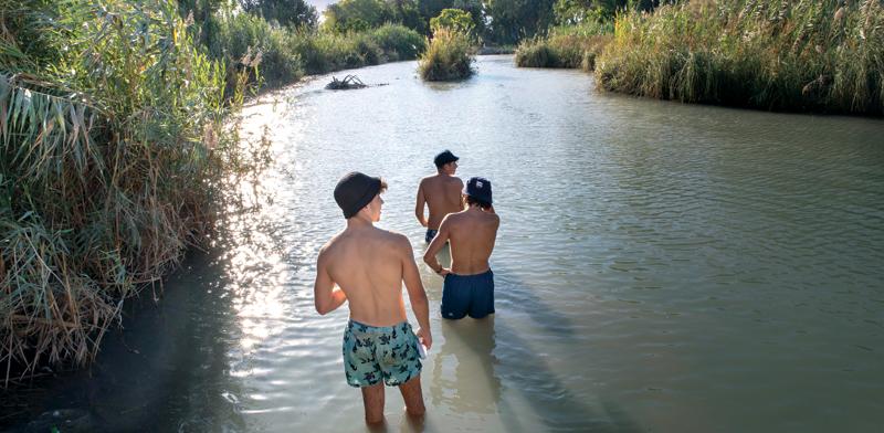 נחל האסי / צילום כדיה לוי
