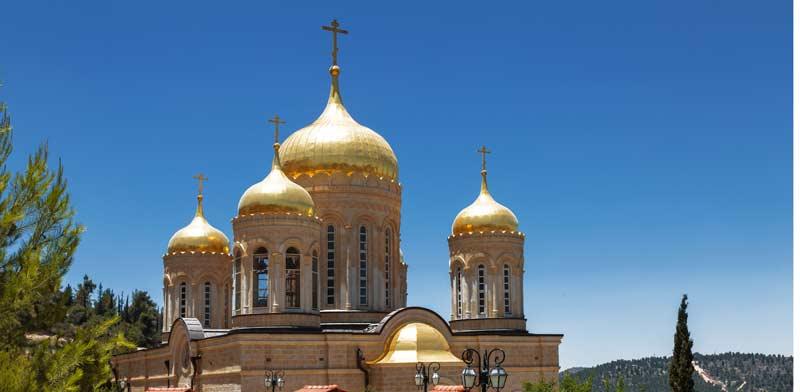 כנסיית המחלוקת בעין כרם ירושלים/ צילום:   Shutterstock
