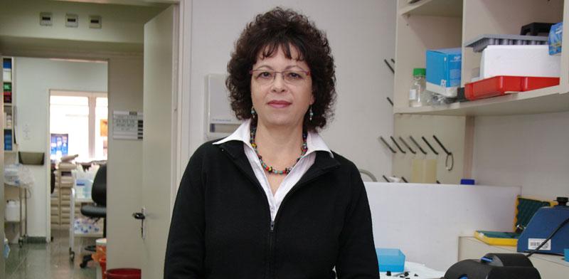 פרופ' אלה מנדלסון, מנהלת המעבדה הארצית לנגיפים / צילום: דוברות בית החולים שיבא