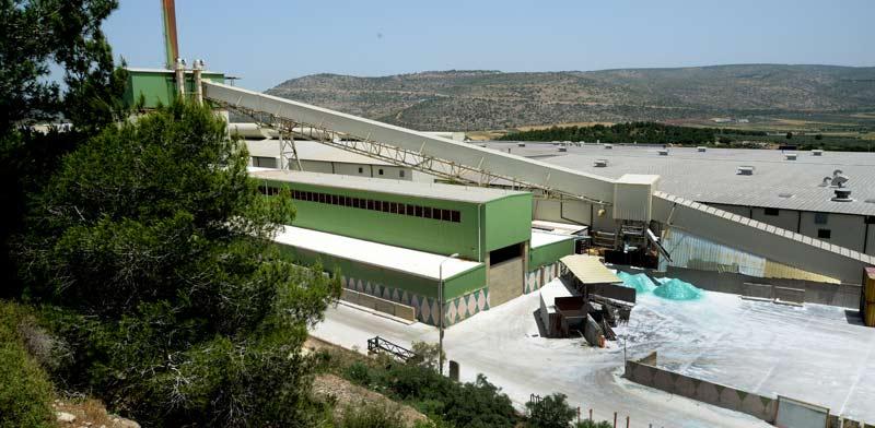 Phoenicia America-Israel flat glass factory