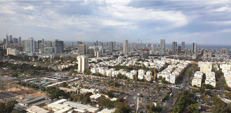 תל אביב./  צילום: גיא ליברמן
