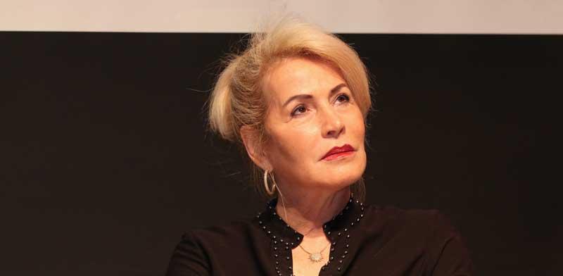 """נשיאת לשכת רואי החשבון, רו""""ח איריס שטרק / צילום: כדיה לוי"""