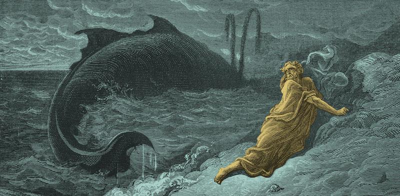 יונה הנביא. בידוד כפוי שהסתיים בטוב / צילום: Shutterstock   א.ס.א.פ קריאייטיב