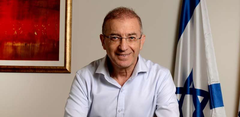 """עו""""ד מאיר שפיגלר, מנכ""""ל הביטוח הלאומי / צילום: איל יצהר"""