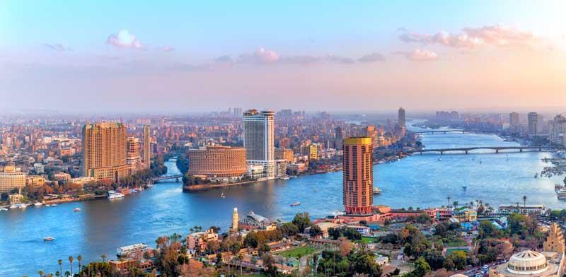 קהיר על הנילוס / צילום: Shutterstock | א.ס.א.פ קריאייטיב
