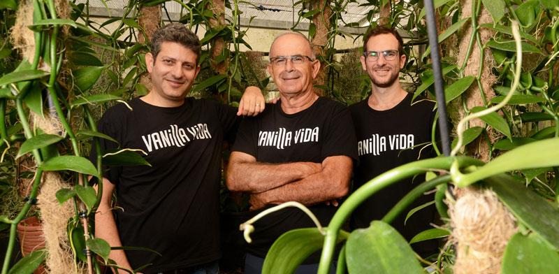 אורן זילברמן (מימין), שלומי קדוש ורז קריזבסקי. פי שלושה יותר בטעם ובריח / צילום: איל יצהר