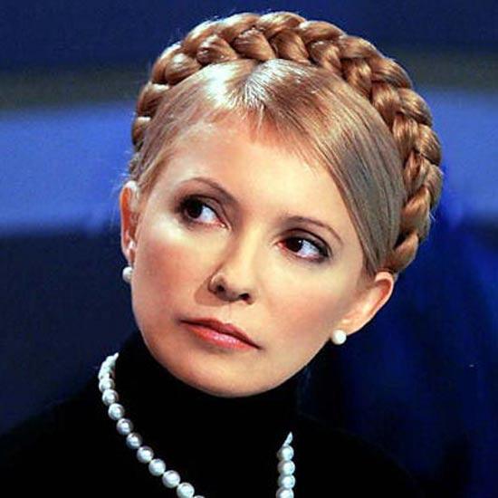 Yulia Tymoshenko / צילום מסך
