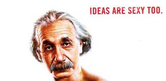 אלברט איינשטיין / צילום מסך