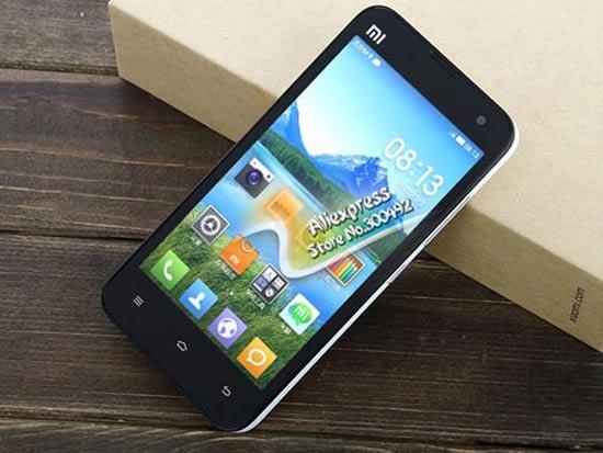 Xiaomi M2S סמארטפון סיני / צילום: מהוידאו