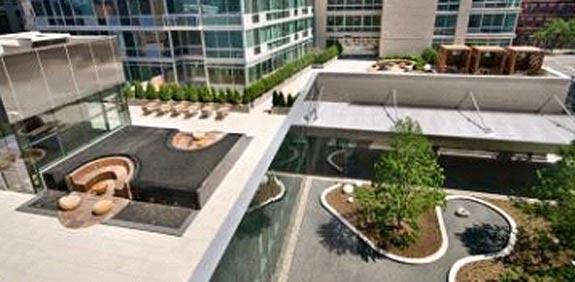ניו-יורק - הפארק הקרוב לביתכם נמצא על הגג