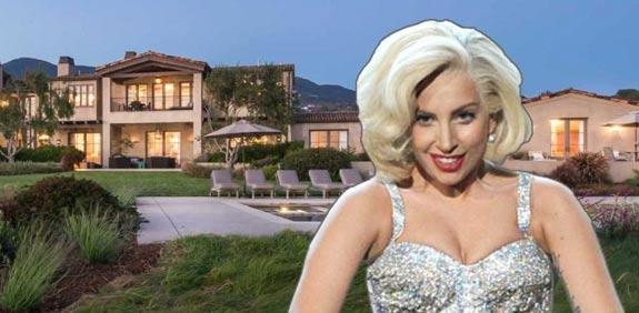 ליידי גאגא / צילום מסך מתוך: The Agency