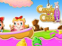 Candy Crush Soda Saga / צילום מסך