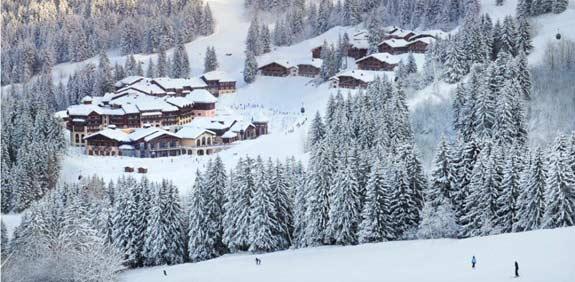 זה מה שמציעים אתרי הסקי היוקרתיים ביותר בעולם