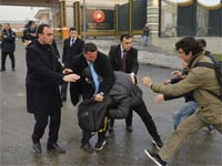 תלמיד בן 16 שנעצר בטורקיה כי העליב את ארדואן / צילום מסך