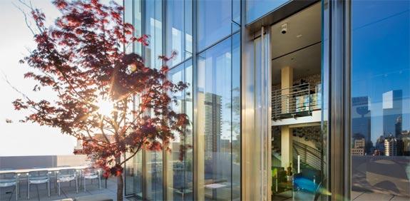 דירה במנהטן / צילום מסך מתוך ביזנס אינסיידר