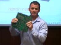 הרצאה ננו דיימנשן בכנס ספונסר / מתוך יוטיוב