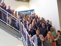 עובדי חברת Gravity Payments / צילום מסך