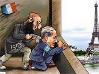נתניהו ודאעש. צילום: מתוך הפייסבוק