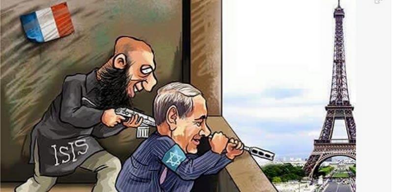 13-Novembre et Israël : l'omerta continue